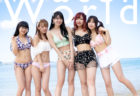 3月10日(水)天空音パレード沖縄旅行DVD『Winter Water World』発売
